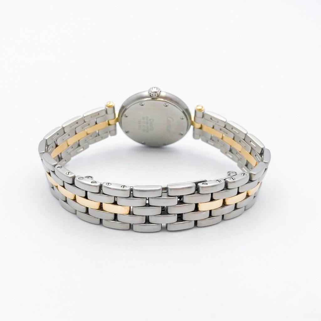 CARTIER / パンテール ヴァンドーム 1ロウ ダイヤ