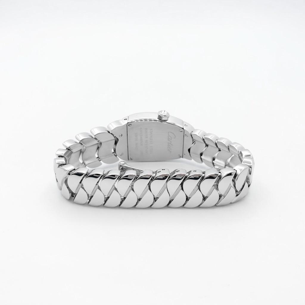 CARTIER / ラドーニャ ブレス シルバー ダイヤ