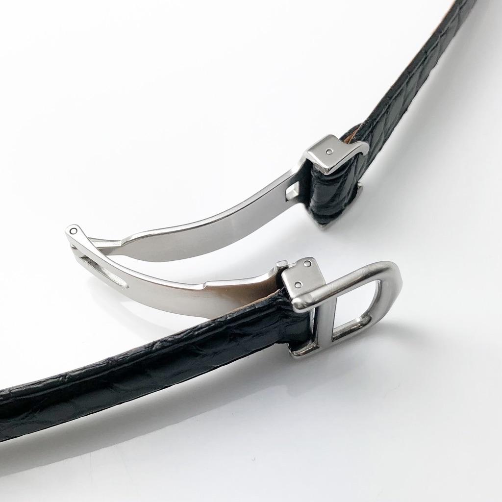 CARTIER / コリゼ アラビア文字盤 シルバー ダイヤ