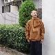 YASHIKI(ヤシキ)   Waranawa Knit (ワラナワ ニット) - OCHER