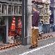 crepuscule(クレプスキュール) | MOKU KANOKO C/D (杢 鹿の子カーディガン) - PURPLE