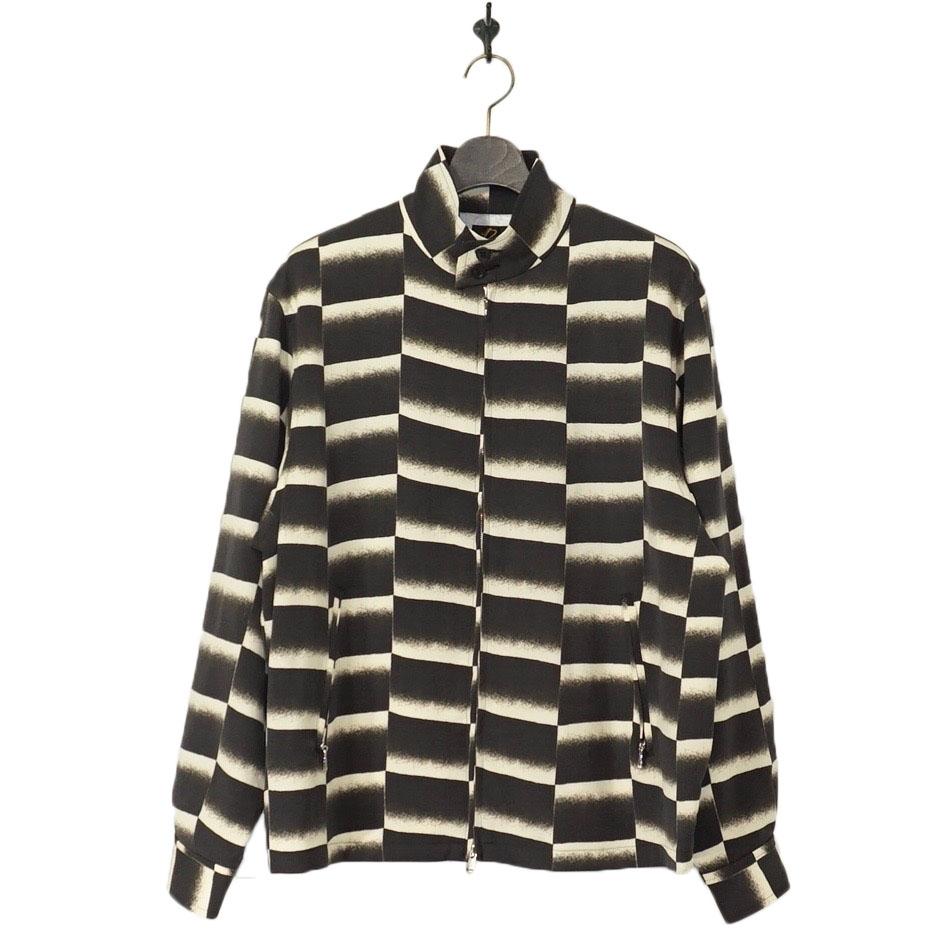 NEEDLES(ニードルズ) | Sport Jacket- Wool Gabardine / PT(スポーツジャケット / ウールギャバジン) - Block / Black