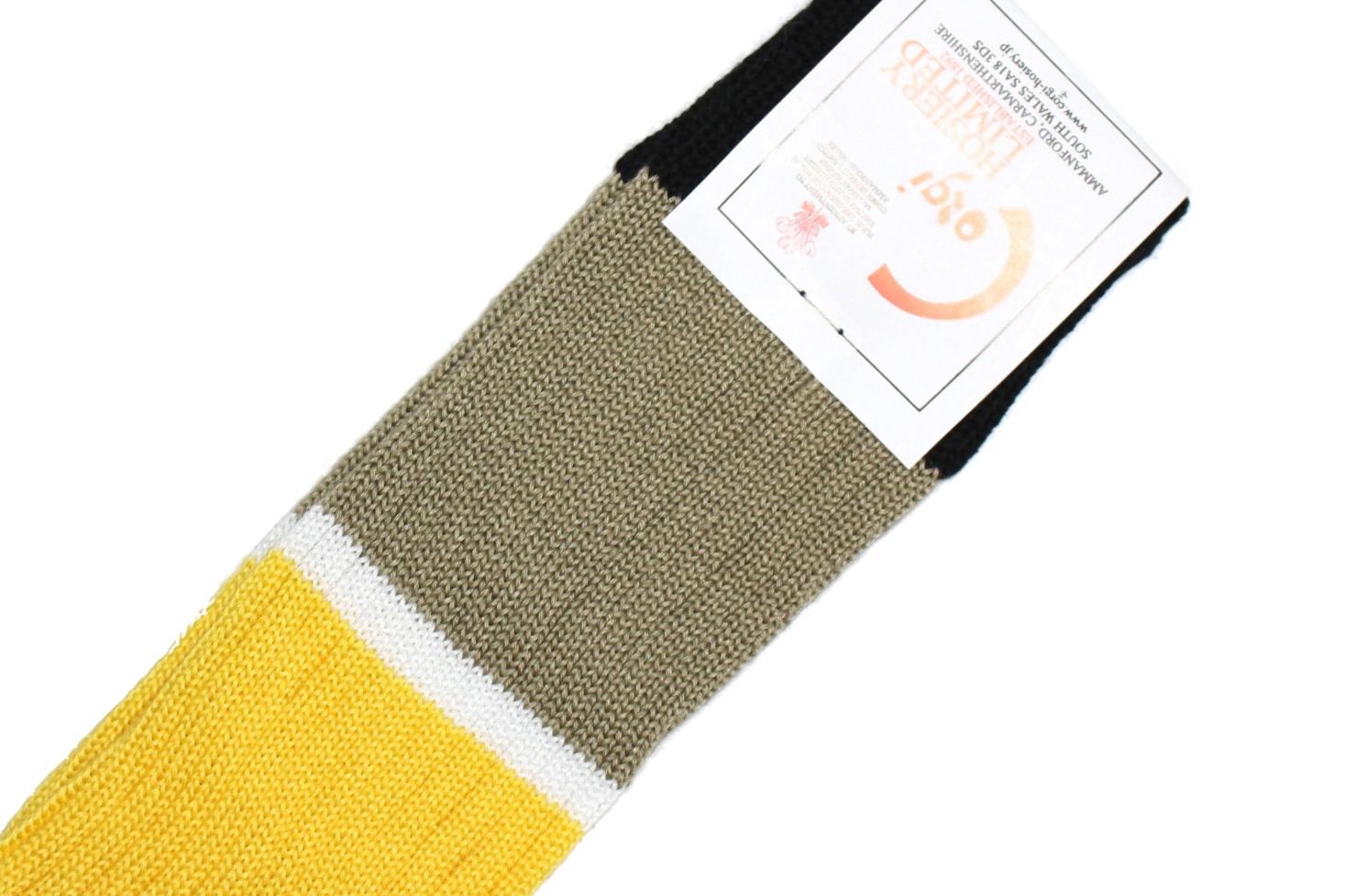 Corgi × Class(コーギー × クラス) | Socks(ソックス)  Style 1800