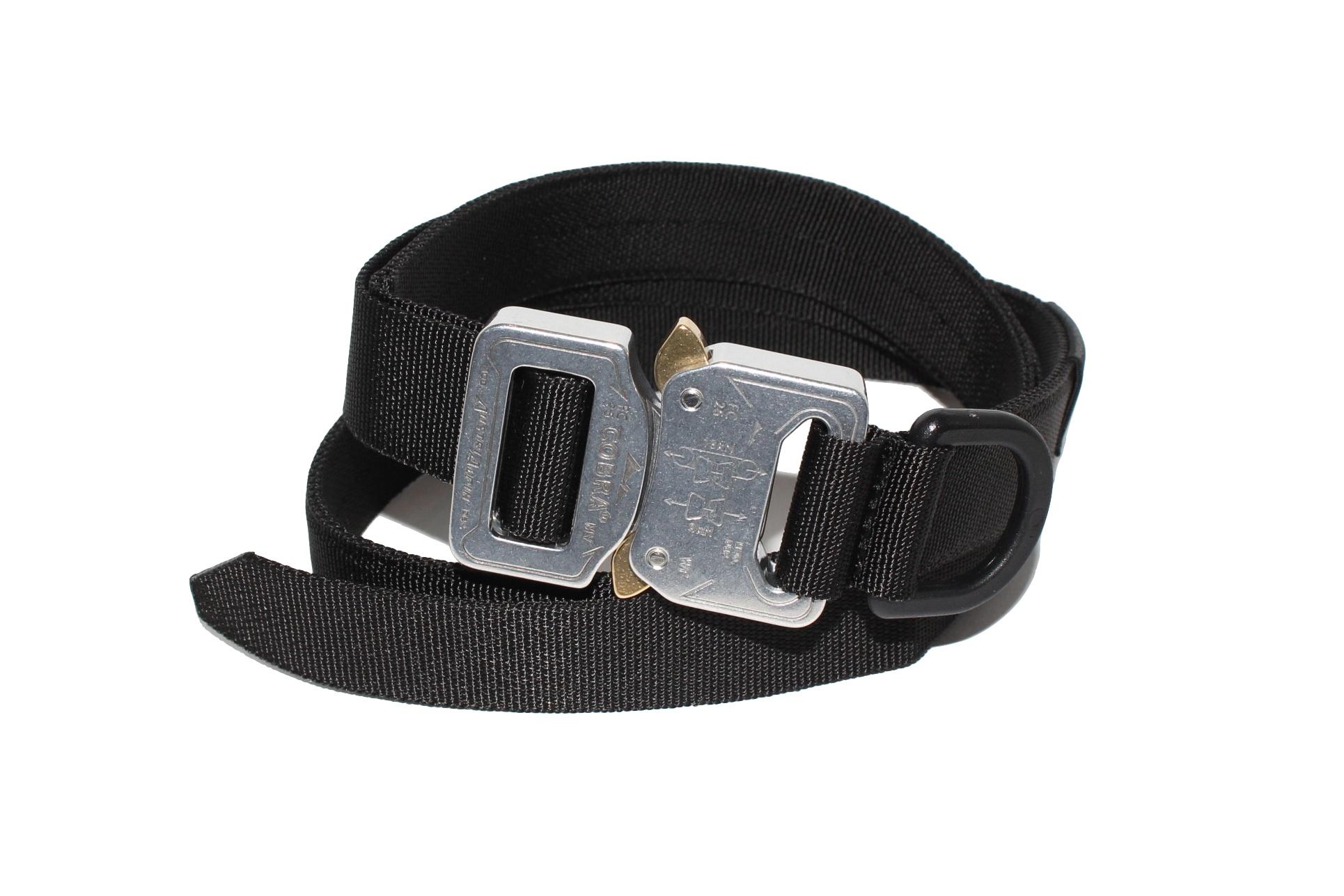 bagjack OVERRIVER Exclusive Line(バッグジャックオーバーリバーエクスクルーシブライン) | NXL Gurtel Cobra 25mm OC Ssize Belt(ネクストレベル / コブラベルトSサイズ)