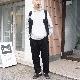 AiE(エーアイイー) | DSD Vest - 8W Corduroy(ディーエスディーベスト-8ウェルコーデュロイ) - BLACK