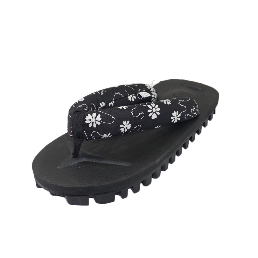 NEEDLES × Suicoke (ニードルズ × スイコック) | Thong Sandal (トングサンダル) - BLACK