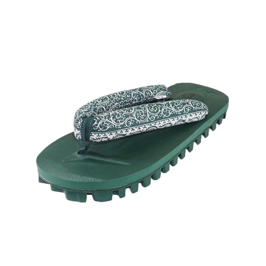 NEEDLES × Suicoke (ニードルズ × スイコック)   Thong Sandal (トングサンダル) - GREEN
