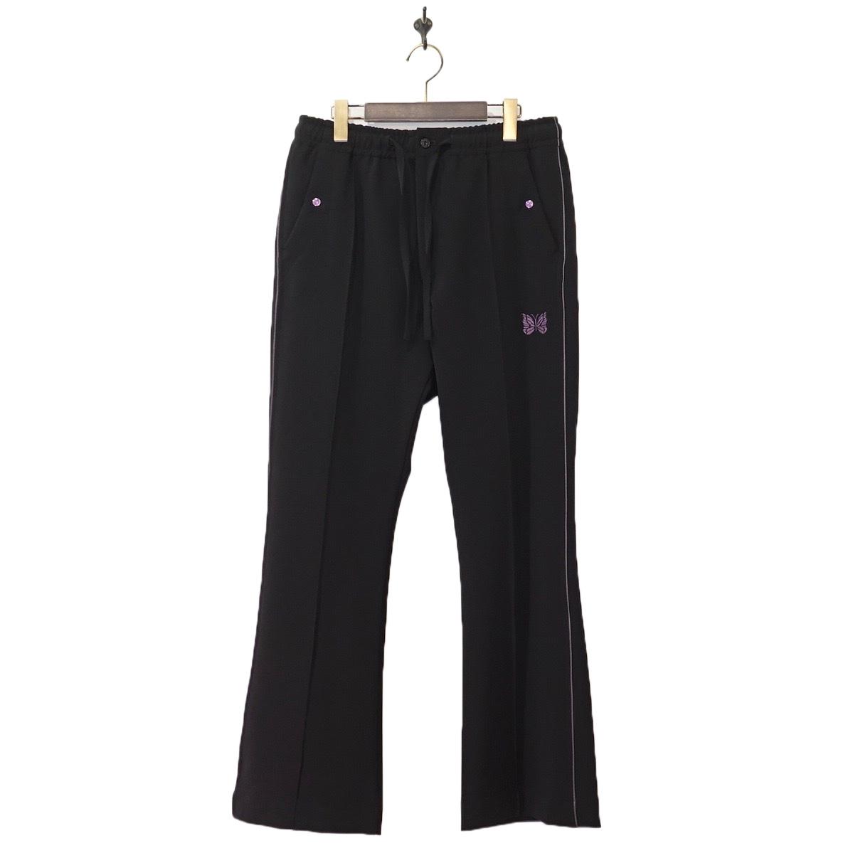 NEEDLES(ニードルズ) | Piping Cowboy Pant - Pe/Pu DOUBLE CLOTH (パイピングカウボーイパンツ) - Black