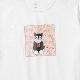 Sasquatchfabrix.(サスクワァッチファブリックス) | NORAKURO PORTRAIT T-SHIRT (のらくろポートレイトTシャツ) - A