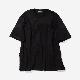 coupronde (クープロンド)   TEE-SHIRTS (Tシャツ) - BLACK