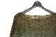 NEEDLES(ニードルズ) | Mohair Boat Neck Sweater -Splashed(モヘアボートネックセーター-スプラッシュ)-OLIVE