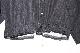 Sasquatchfabrix.(サスクワァッチファブリックス)   XXXL DENIM SHIRT(トリプルエックスエルデニムシャツ)-BLACK