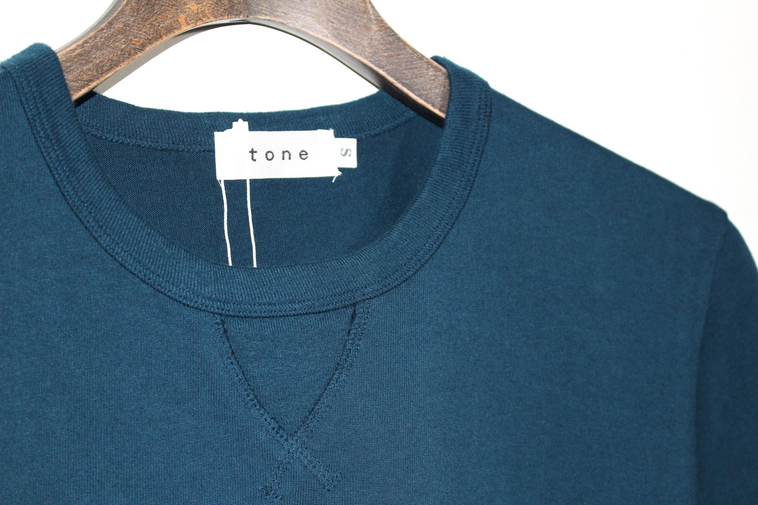 """tone(トーン) """"3 STITCHES TEE(スリーステッチTシャツ)"""""""