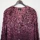 NEEDLES(ニードルズ) | V NECK COWBOY SHIRT - FINE PATTERN JQ. (Vネックカウボーイシャツ) - DIAMOND