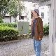 NEEDLES(ニードルズ) | Mohair Cardigan - Solid (モヘアカーディガン - ソリッド) - Brown