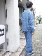 Sasquatchfabrix.(サスクワァッチファブリックス) | 70-21 CORDUROY SPORTS JACKET(70-21 コーデュロイ スポーツジャケット) - BLUE