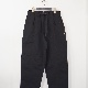 SOUTH2WEST8(サウスツーウエストエイト)  Belted C.S. Pant - C/N Grosgrain (ベルテッドシーエスパンツ) - Black
