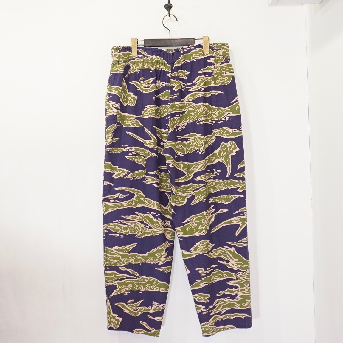 SOUTH2WEST8(サウスツーウエストエイト) | Army String Pant - Flannel Pt. - Tiger