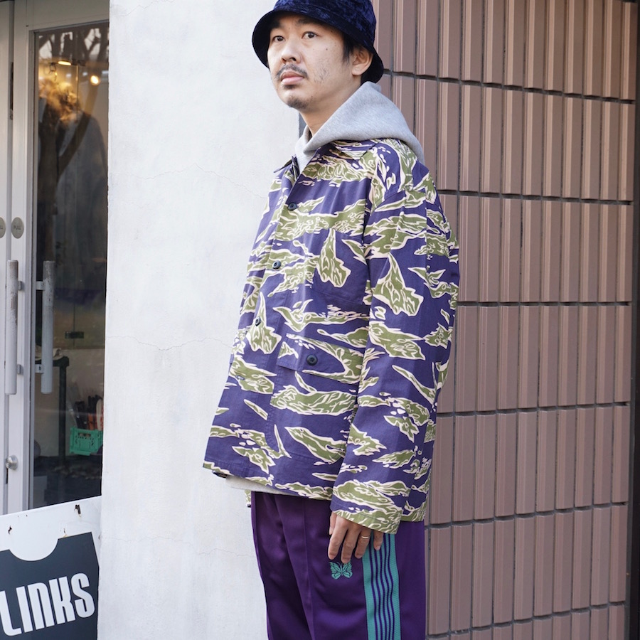 SOUTH2 WEST8 (サウスツーウエストエイト) |Hunting Shirt - Flannel Pt. (ハンティングシャツ) - Tiger