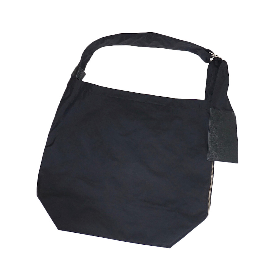 yorozu (ヨロズ)  irh sash shoulder (イロハタスキショルダー) - BLACK