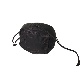Sasquatchfabrix.(サスクワァッチファブリックス)   HEXAGRAM LEATHER BAG (ヘキサグラム レザーバッグ) - BLACK