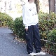 yorozu (ヨロズ) | irh 巾着25 (イロハキンチャク) - BLACK , KHAKI