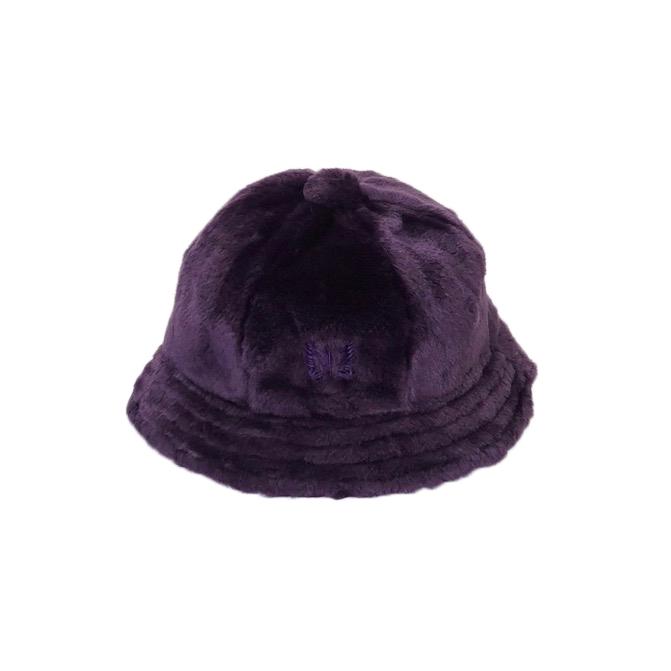 NEEDLES(ニードルズ) | Bermuda Hat - Faux Fur (バミューダハット) - Purple