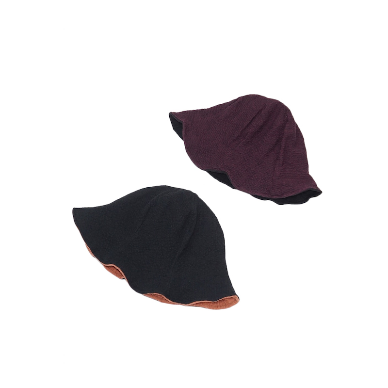 Sasquatchfabrix.(サスクワァッチファブリックス) | WOOLLY YOURYUU TURIP HAT (チューリップハット)