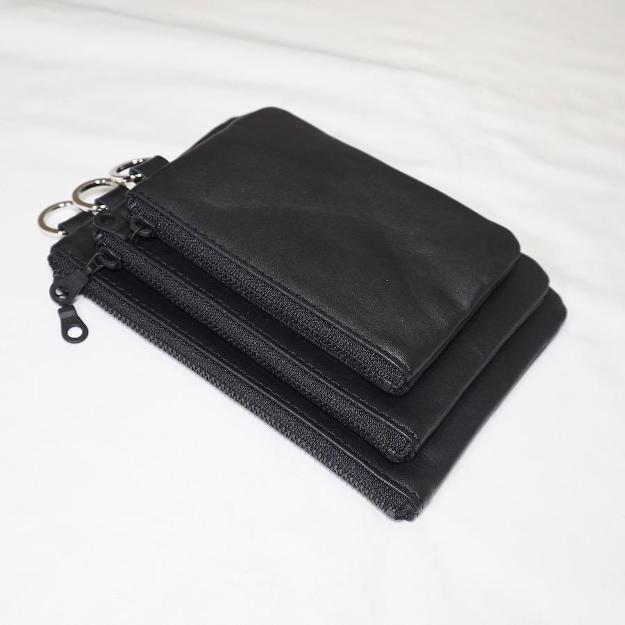 yorozu (ヨロズ)   tsunagi fc  pouch S (ツナギ機能ポーチ S ) - BLACK