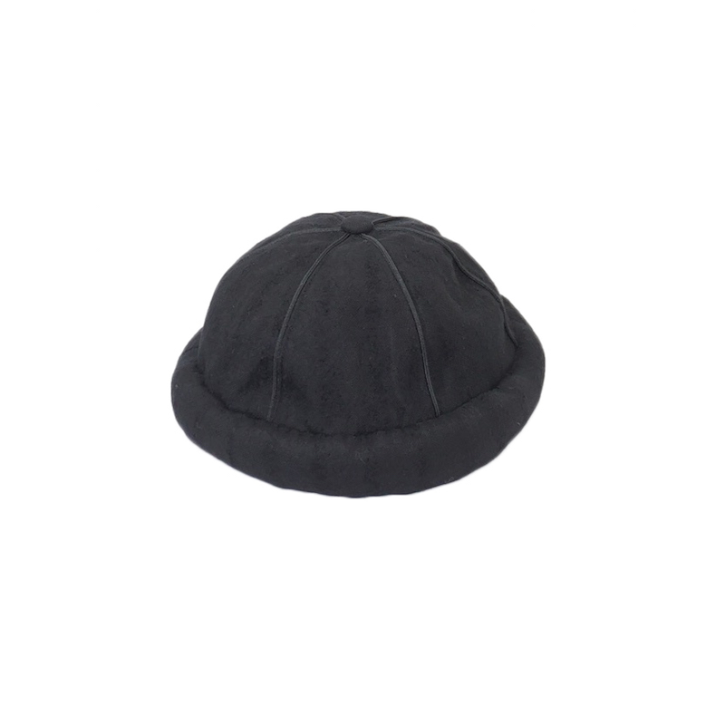 Sasquatchfabrix.(サスクワァッチファブリックス)   50-21 BASEBALL CAP (キャップ) - BLACK