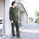 NEEDLES(ニードルズ) | Narrow Track Pant - C/Pe Velour(ナロートラックパンツ-コットン/ポリエステルベロア) - Green