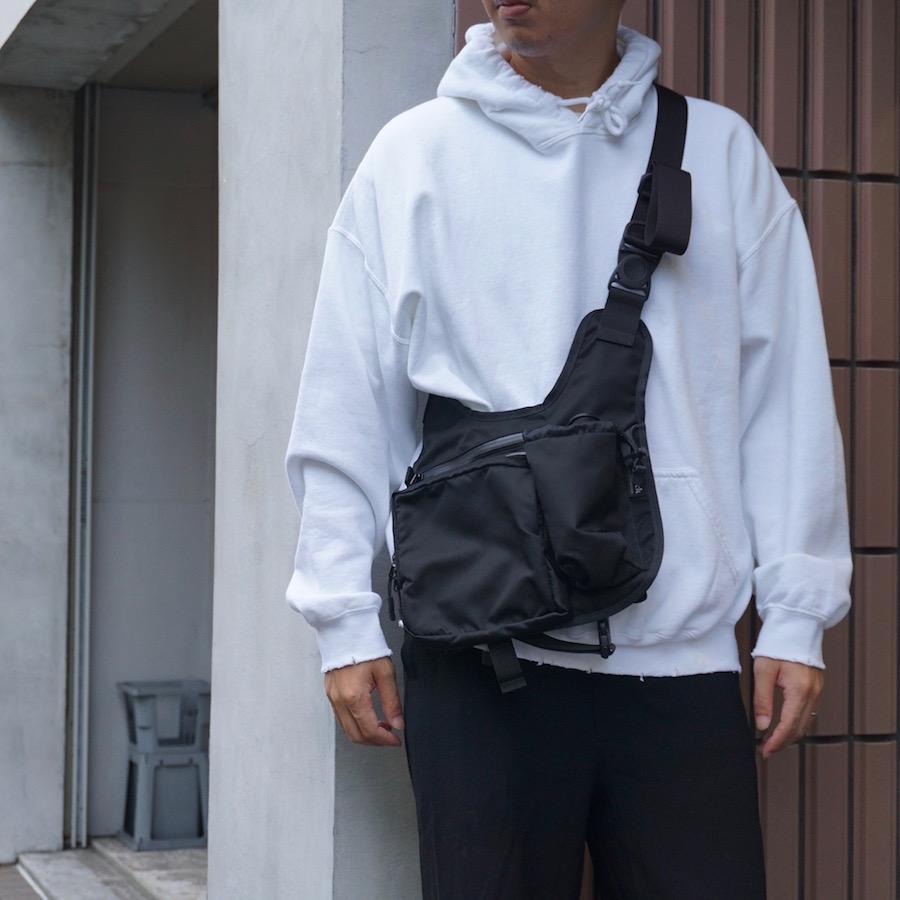 bagjack (バッグジャック) |   2Way shoulder bag - Black