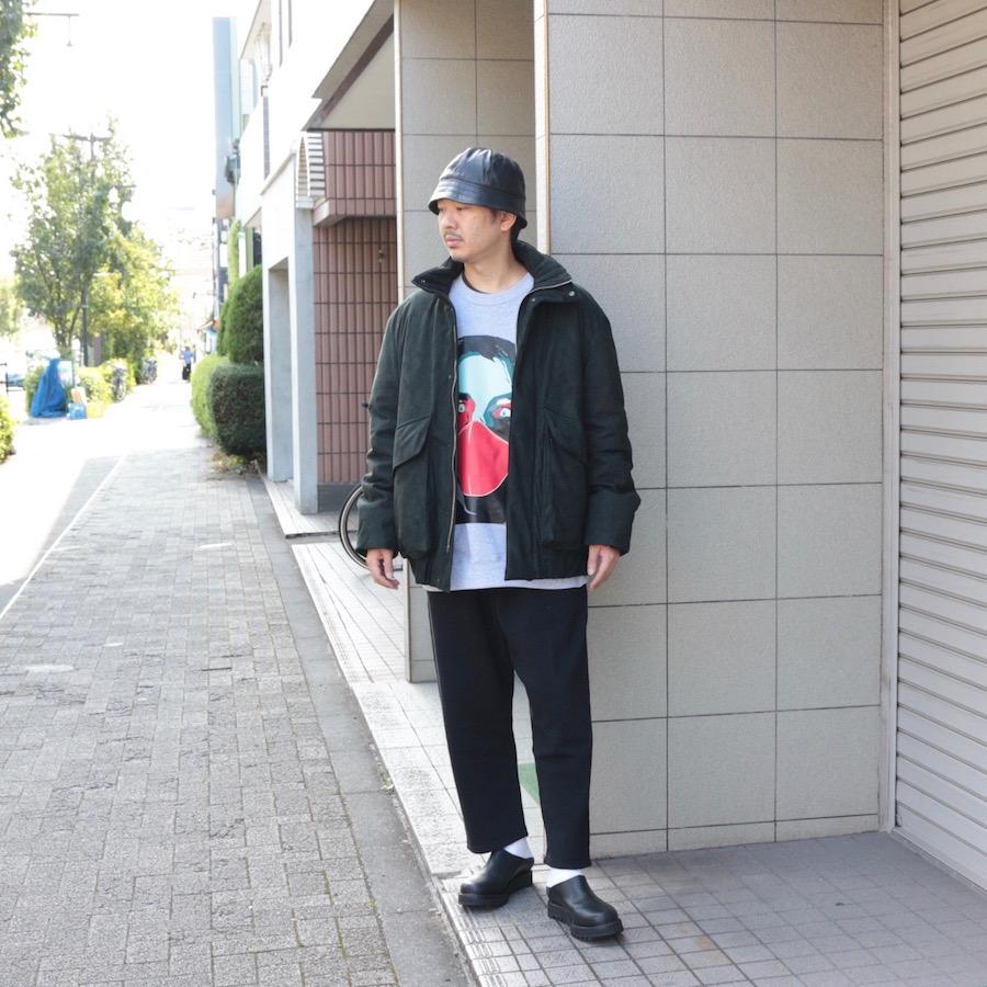 CCU (シーシーユー)   MARINE HAT (マリンハット) - BLACK