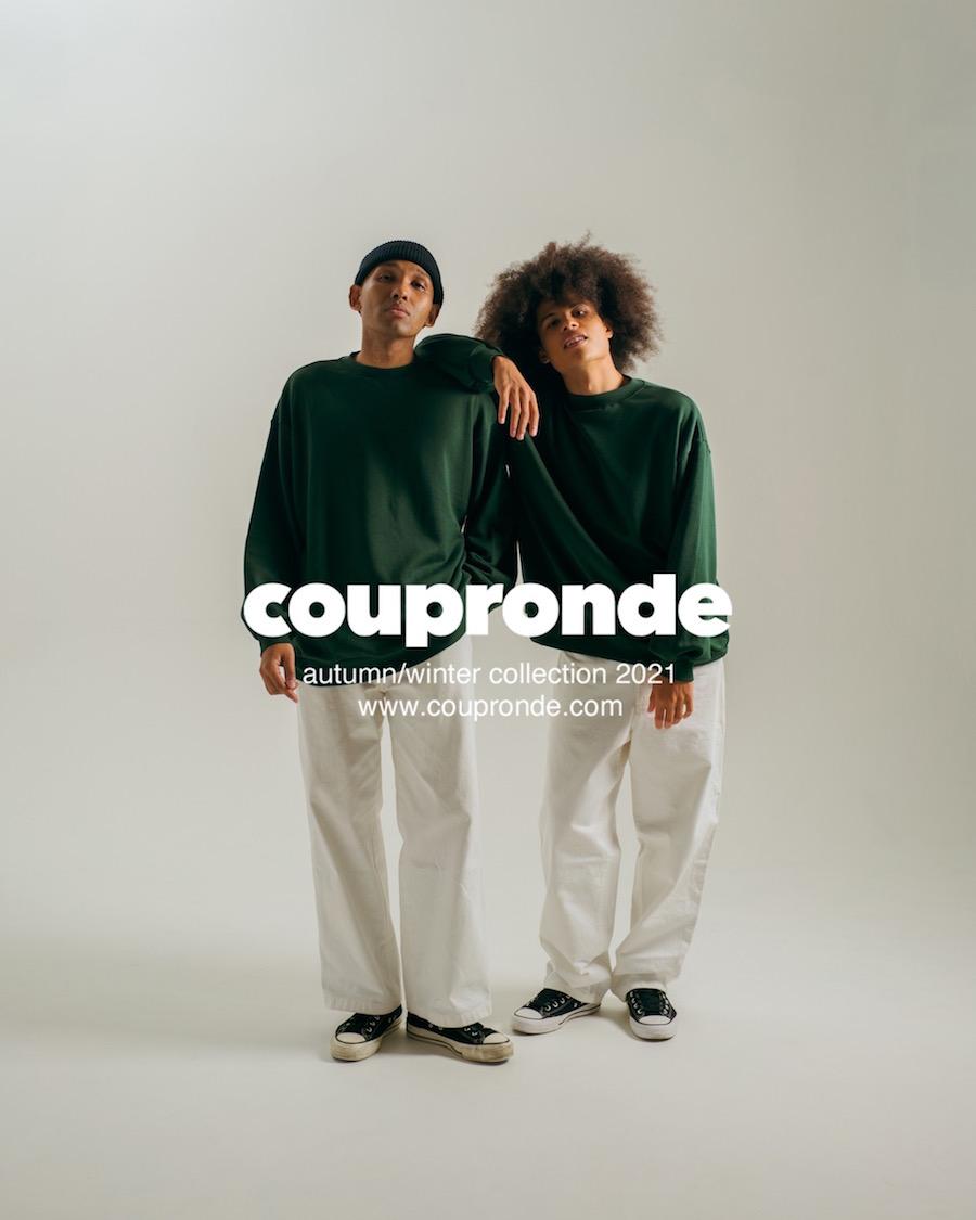 coupronde (クープロンド) | SWEAT SHIRTS (スウェットシャツ) - GREEN