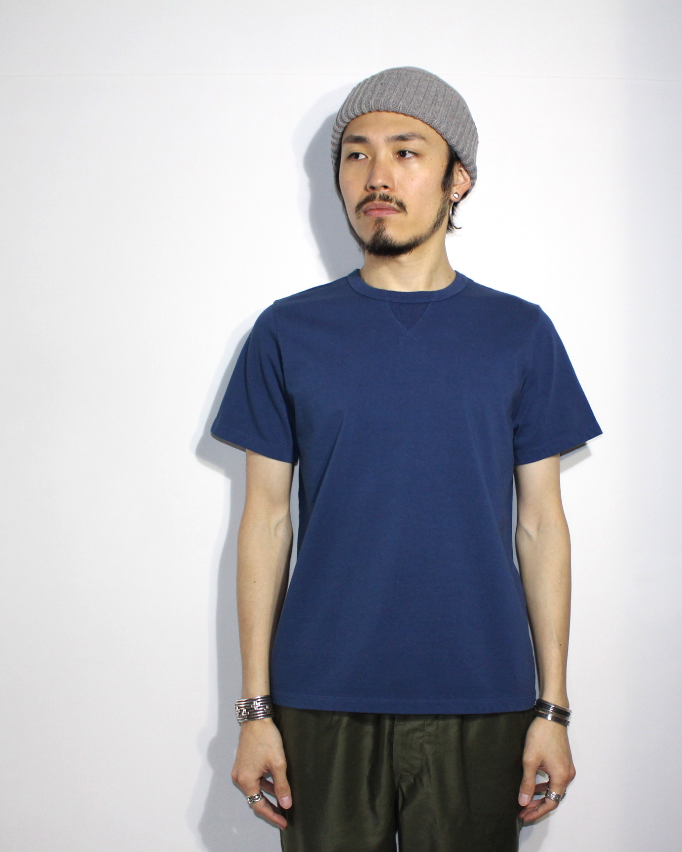 "tone(トーン) ""3 STITCHES TEE-EXCLUSIVE COLOR(スリーステッチTシャツ-別注カラー)"""