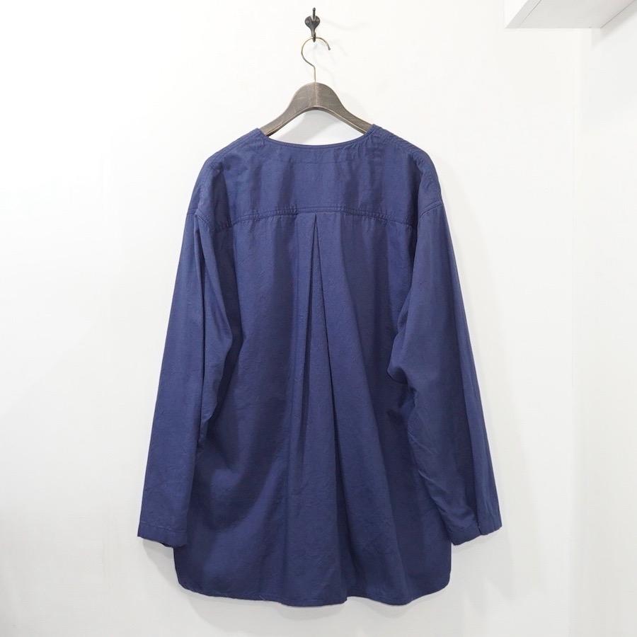 Neweye(ニュウアイ) | Garden shirts(ガーデンシャツ) - Navy
