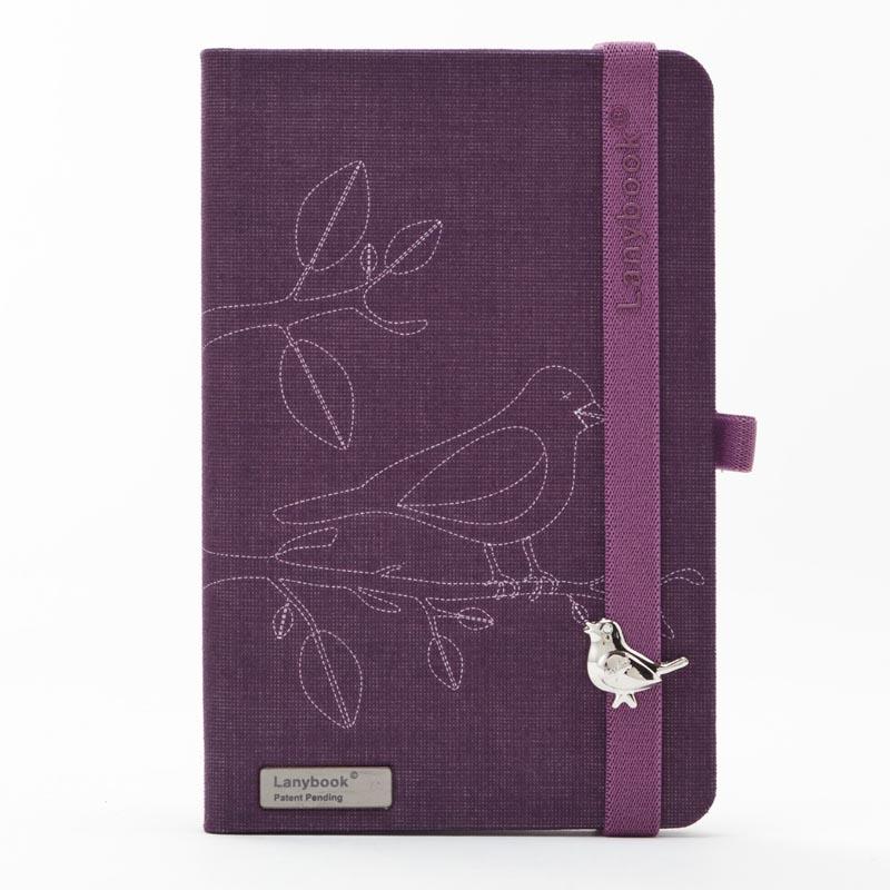 Baby Bird (Viola + Violetto) A6サイズ