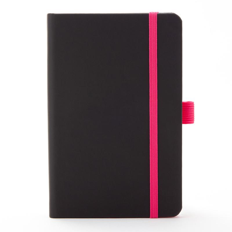 Black color (Black + Pink)