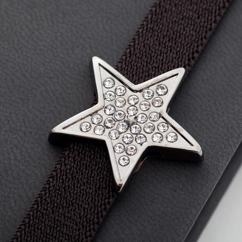 Crystal Star (Grigio + Nero)