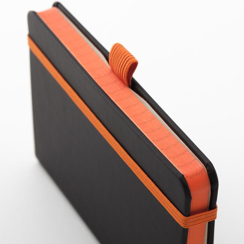 Black color (Black + Orange)