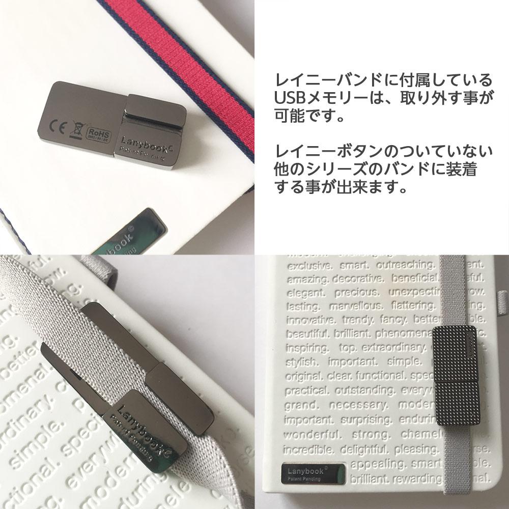 DS TUCSON USB (Bianco + Rs/Blu)