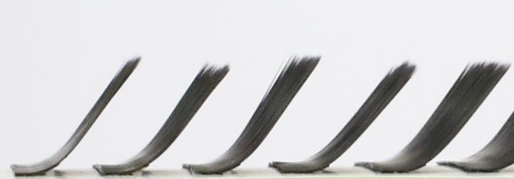Mカール/太さ0.1mm/長さ8mm