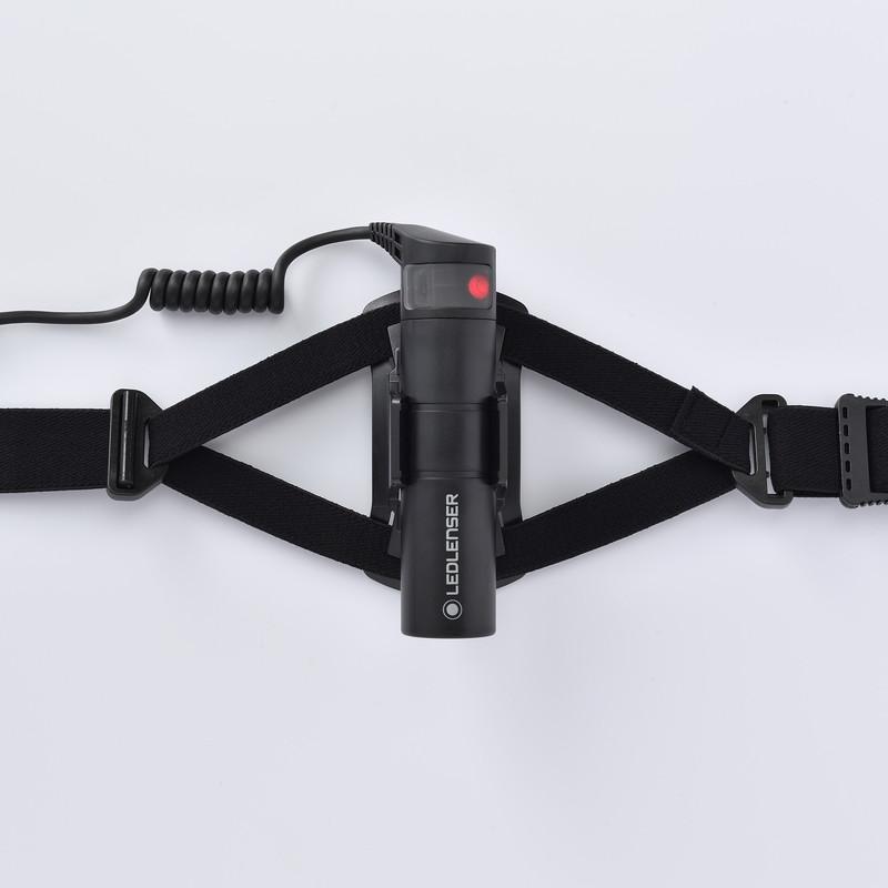 Ledlenser NEO10R Black