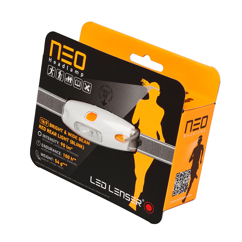 【廃番品】Ledlenser NEO