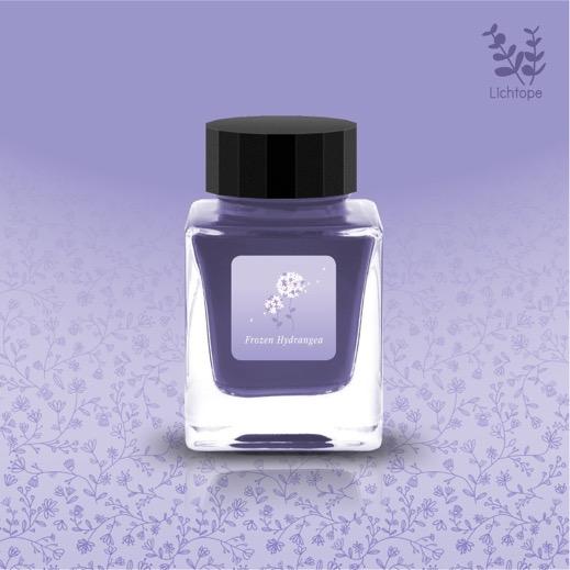 Tono&Lims製 オリジナルインク<br>Frozen Hydrangea