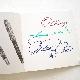 フェルマー出版「万年筆談義」<br>森 睦<br>古山 浩一<br>中谷 でべそ 共著 サイン本