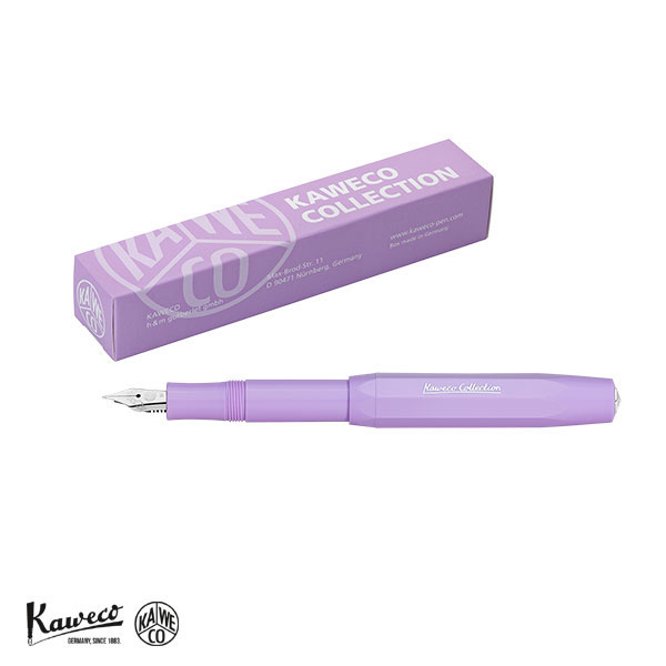 KAWECO  2021 Collection FP Light Lavender(ライトラベンダー)