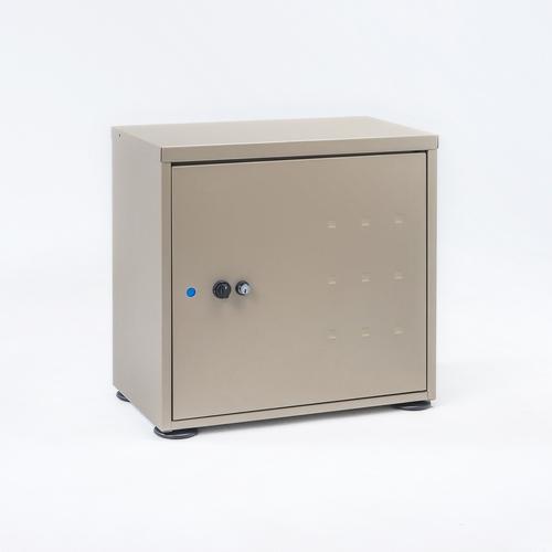 宅配ボックス 玄関 荷物 幅48cm Receibo レシーボ2746 TR-2746(TGY)