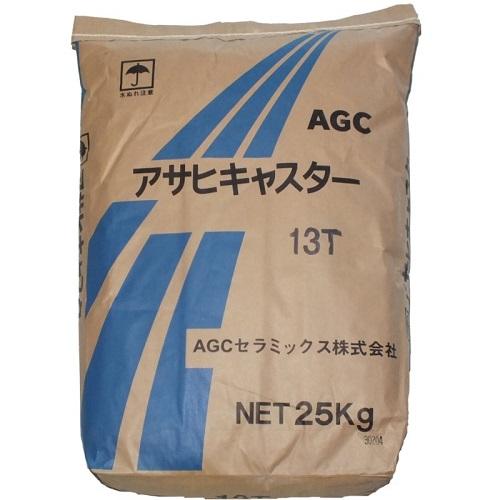 耐火セメント アサヒキャスター 13T (25kg)