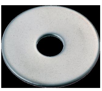 ワッシャー ステンレス平 1.2(厚)×25(直径)×5.5(内直径)mm 100枚入 SUS304 【FW525ST】 アドバンスデッキ金属根太用